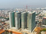 Foto Apartemen Grand Asia Afrika tower A View lepas...