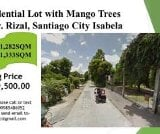 Photo Lot For Sale in Santiago City for ₱ 3,399,500...