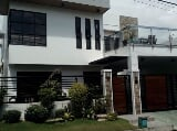Photo Modern House and Lot Merville Park Subdivision