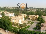 Photo 3 bhk @ 65k - brand new building - sol golf view