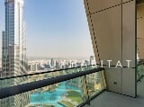 Photo Luxurious Penthouse with Burj Khalifa Views