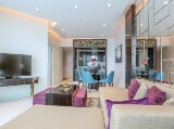 Photo Modern Apartment across Dubai Mall