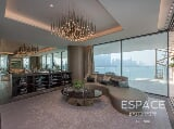 Photo Premium Penthouse | Panoramic Sea | Palm