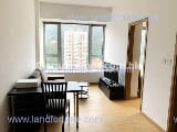 Photo Fully furnished 1-room apartment with balcony