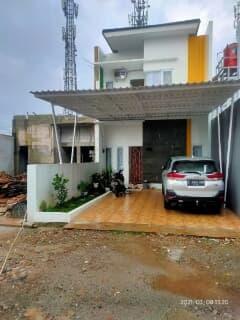 Rumah Minimalis 2 Lantai Luas Tanah 60 Meter Trovit