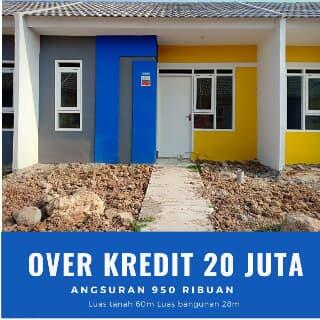 Rumah Karawang Over Kredit 15 Juta Trovit