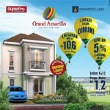 Foto New Cluster Grand Amarillo Gading Serpong
