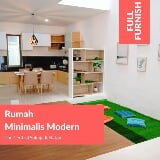 Foto Rumah Sukajadi Batam Full Furnish