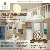 Foto Apartemen Pine Spring Olympic City Fully Furnished