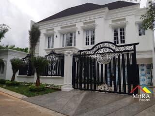 Rumah Mewah Jakarta Selatan Pondok Indah 3 Lantai Trovit