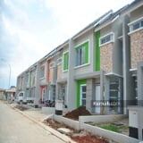 Foto Over kredit rumah cluster teresta luas 119...