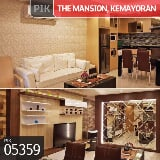 Foto Apartemen The Mansion, Tower A, Lantai 18,...