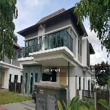Photo Lake view 2sty bungalow house in setia eco...