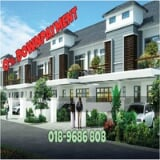 Photo [Hill top] 0% downpayment 2sty superlink klang,...