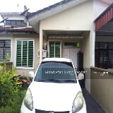 Photo Single storey terrace house (medium cost),...