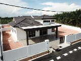 Photo Single Storey bunglow Sg Wangi Residen Perak