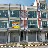 Photo 3 storey shop at taiping heights for sale,...