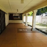 Photo Ss7 double storey corner with extra land, ss7...