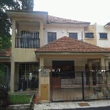Photo (Bentong, pahang) semi-d house (corner lot)