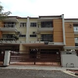 Photo 3 storey terrace - sp setia - sungai ara, jalan...