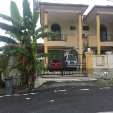 Photo Taman serdeng, segamat, 2 storey corner house,...
