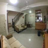 Photo Taman Lagenda Mas, Cheras, Double Storey Renovated