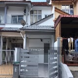 Photo Freehold townhouse taman bukit cheng, melaka