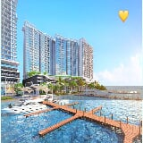 Photo Penang island, new seafront condo, queens...