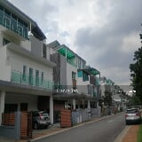 Photo Taman duta suria residency 3.5 storey...