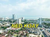 Photo (Sea with town view & 1450sf) Jelutong Skyview...