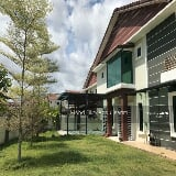 Photo Renovated double storey corner lot house, taman...