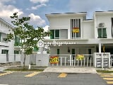 Photo Bandar Sri Sendayan, Seremban - Terrace House...