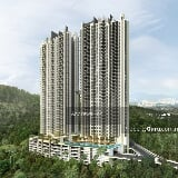 Photo Orchard ville condominium, sungai ara, penang....