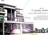 Photo 3 Storey Semi detached summerhill vilas, Sungai...