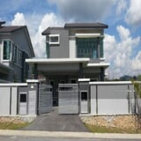 Photo 2-Sty Corner Bungalow House - Mantin, Negeri...