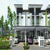 Photo Shah Alam New Double Storey Link House