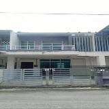Photo 2 storey terrace at butterworth