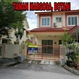 Photo Double storey intermediate corner at taman...
