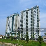 Photo Kinta river front apartment @ ipoh town, kinta...