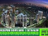 Photo Setia Alam New Project, Setia Alam