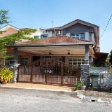 Photo Freehold semi-d house in taman laman kuda, anak...