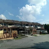 Photo Pandan indah townhouse