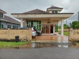 Photo Bungalow tycoon villa taiping perak