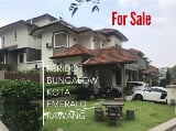 Photo [Full renovated] 2 Sty Bungalow Peridot Kota...