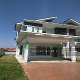 Photo Brand new, 2sty semi detached @ d'green, jalan...