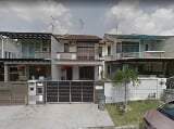 Photo 24x80 Double Storey Terrace House Impian...