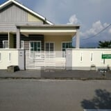 Photo FREEHOLD Single Storey Semi-D @ Medan klebang...