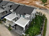 Photo Freehold Double Storey SemiD Durian TunggalKrubong