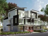 Photo New Semi D Rafflesia Residence, Bandar Sungai Long