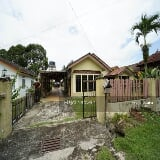 Photo Single storey bungalow, desa permai repah,...